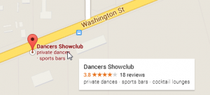 Washington Street Showclub