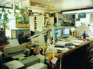 Crowded Office Pic