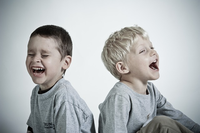 Even these kids are laughing at you