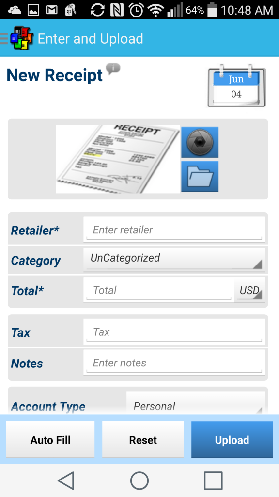Best Receipt Scanner For Tax Expenses (Android) - Back Alley Taxes